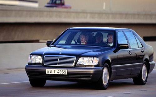 mercedes-w140-1991
