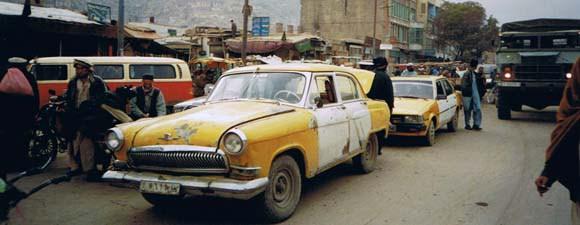 kabul-taxi