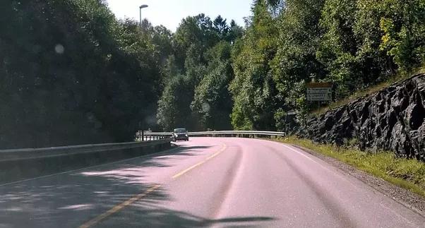 Понравившееся видео - Страница 3 Norway-road2